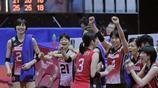 先輸兩局 連扳三局!日本女排3-2擊敗塞爾維亞