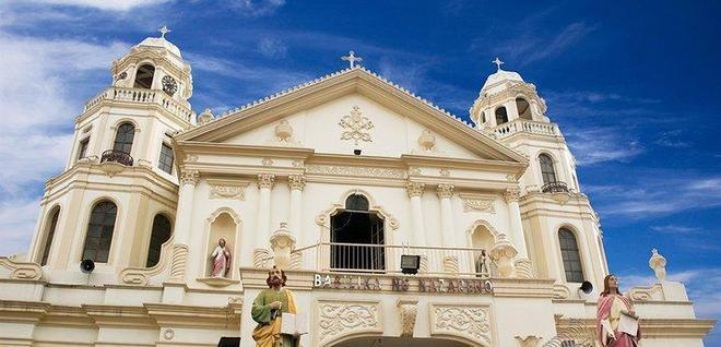馬尼拉——奎阿坡教堂