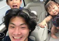 山東魯能門神晒照片!女兒很可愛!球迷提醒王大雷注意安全!