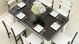 傳統餐桌已經退出市場了,現在流行的餐桌美觀又實用,小戶型首選