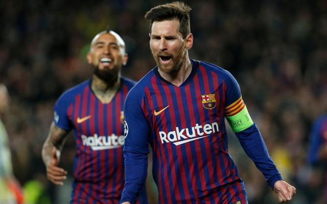 里昂主帥:梅西是世界足壇歷史上最好的球員之一