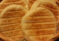 發麵燒餅(電餅鐺版)