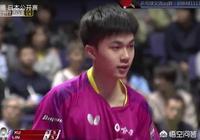 有球迷認為:臺北17歲的林昀儒將會是國乒男單面對的比張本智和更難對付的對手,你贊同嗎?