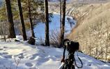 冬日大興安嶺