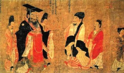 西方人眼中中國最偉大的兩個皇帝,秦始皇和隋文帝