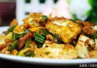 辣椒炒荷包蛋,一顆荷包蛋的另類吃法,很是下飯!