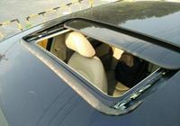 汽車天窗原來還有這5大作用!很多人開車到報廢都不懂,太可惜了