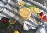 鮮橙奇亞籽汁的做法