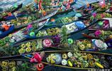 印尼南婆羅洲水上集市