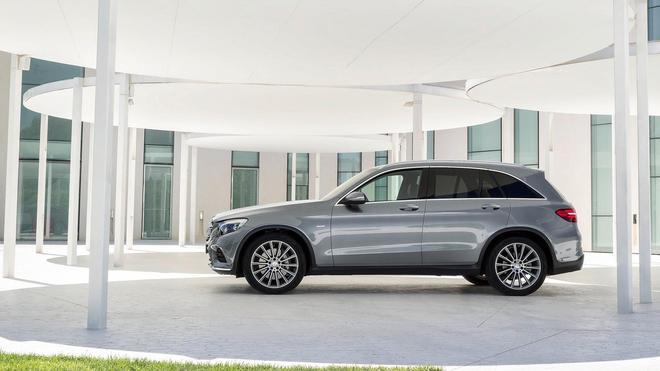 奔馳GLC,新一代SUV的典範