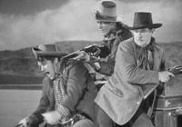 請大家推薦幾部好看的美國西部片?