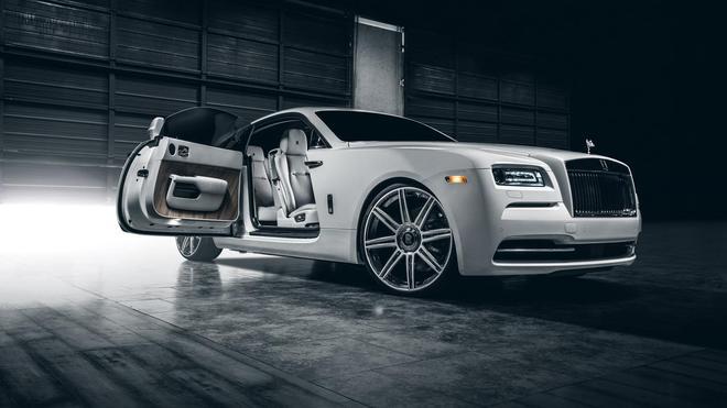 冷傲女神—高端汽車勞斯萊斯