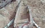 一對夫妻意外發現1000年前古印第安人獨木舟