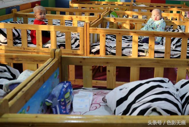 沒媽的孩子不一樣的人生,實拍在兒童福利院生活的孩子
