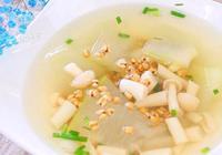 冬瓜薏米湯,夏天常喝有營養!這三個小竅門讓你做出的湯更美味