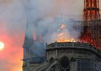 法國突發一場意外,多國領導人公開發聲痛惜,馬克龍許下重諾!
