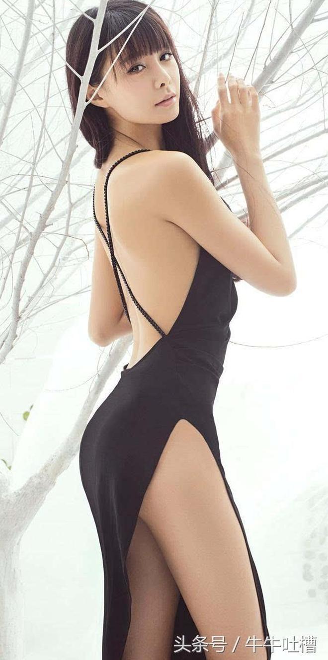 28歲沈夢辰近照,皮衣配筷子腿短褲,側顏美出新高度,真的美嗎?
