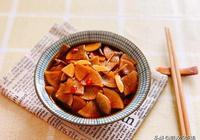 教你醬蘿蔔的做法,脆爽開胃,早餐多喝2碗粥
