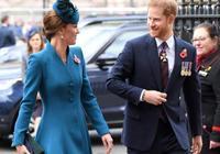 哈里王子是凱特的最佳後援!替威廉陪她出席活動,從未因梅根疏遠