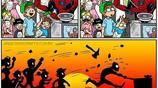 漫威英雄蜘蛛俠你所不知道的一面,這樣的蜘蛛俠你喜歡嗎?