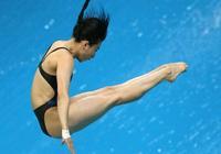 體育魅力無處不在:跳水