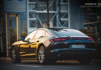 一往無前 - The New Porsche Panamera
