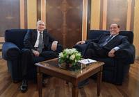 普京閃電訪問意大利,還與貝盧斯科尼會面,希望老朋友幫忙恢復俄歐關係
