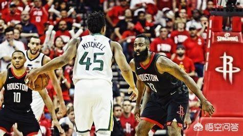 米切爾說回到休斯敦就真的做到了,你認為爵士會因此崛起嗎?還是火箭真的放水了?