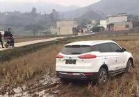 據說春節開這幾款車回村的,都被認為是全村的希望了