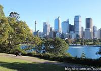 """為什麼說澳大利亞悉尼是座""""世界名城""""(圖)"""