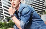 Levis李維斯手錶經典的款式,盡顯男士時尚魅力