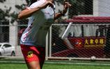 足球——來自巴西的中國女超聯賽球隊隊長