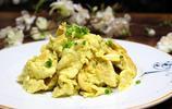 最簡單的菜,豆腐炒雞蛋,5分鐘搞定