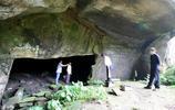 黃山古徽州石窟群景區位於黃山市屯溪東郊,為古徽州的石窟遺址