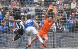 足球——意甲聯賽:尤文圖斯勝桑普多利亞