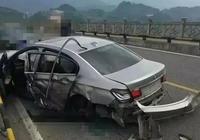 渝北兩車相撞損失嚴重……就因忽略了這種標線