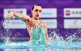 國際泳聯花樣游泳中國大獎賽在北京奧林匹克中心英東遊泳館舉行