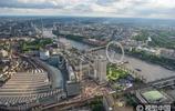 你沒見過的倫敦 攝影師航拍倫敦四季風土人情