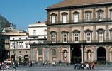 那不勒斯皇宮風景