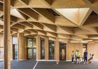 木結構建築讓你忍不住舉頭望屋頂