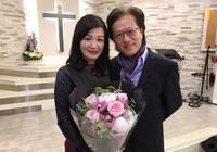"""""""雙兒""""陳少霞再生女兒,61歲李文輝一直想要兒子已有5個女兒"""