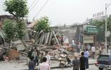 保存了10年的5.12大地震第一時間圖片,展現出來大家回憶那時時刻