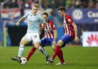 西甲:馬德里競技 VS 塞爾塔