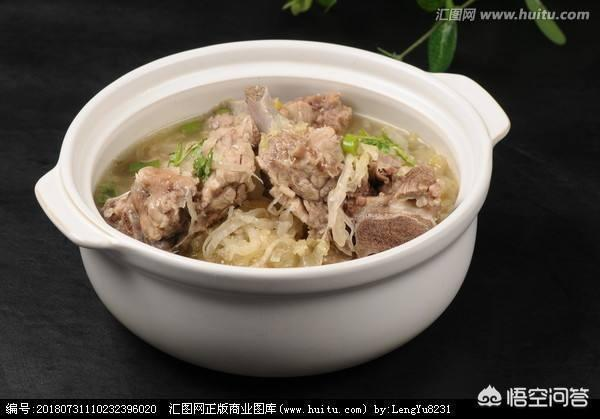 東北的酸菜燉大骨頭怎麼燉好吃?