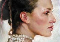 無窮的視覺想象:意大利女畫家弗朗西絲卡油畫作品欣賞