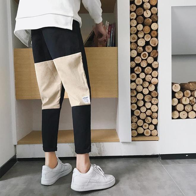 男人30歲就不要再穿運動褲了,時尚休閒顯腿長,讓你個性十足