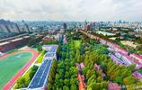 全景鳥瞰上海理工大學