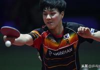 世乒賽最強黑馬晉級男單四強,韓國小將淘汰黃鎮廷張本智和張禹珍