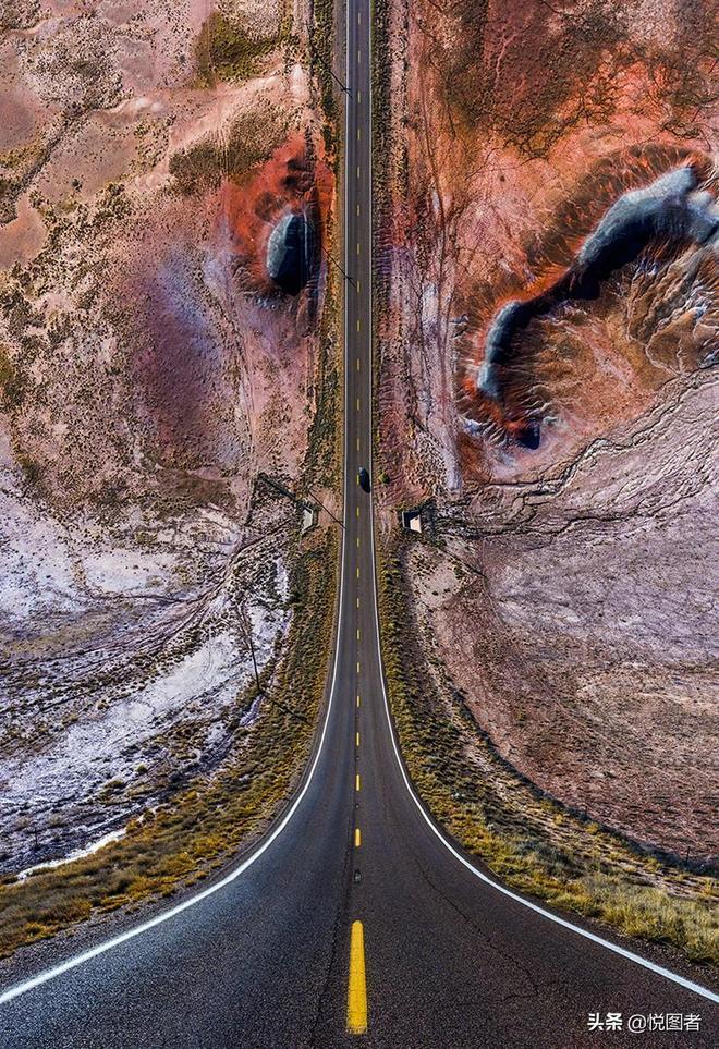 超級視覺大片:攝影延伸到天空的風景