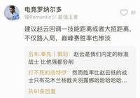 王者榮耀:策劃宣佈比趙雲強的英雄都將被削,趙雲才是標準戰士